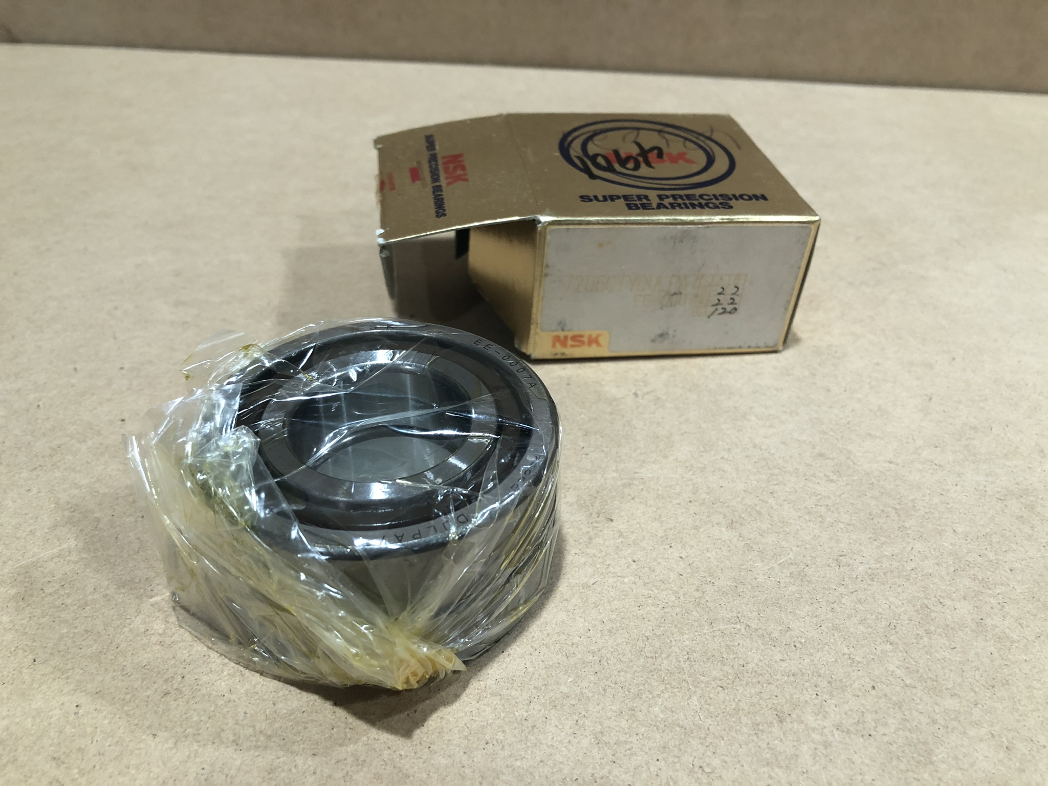NSK 7206CTYDBC8P5 SUPER PRECISION BEARINGS FAFNIR 2MM206WI DUM ABEC 5